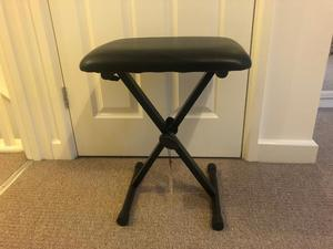 Stagg keyboard stand and stool