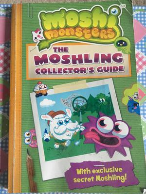 the moshling collectors guide