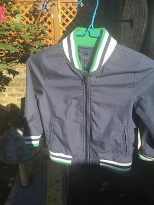 Baby boy denim jacket By Gap Kids