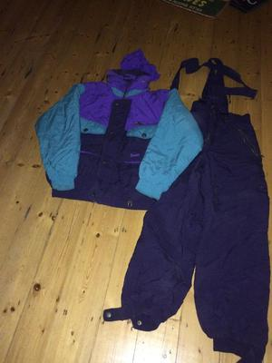 SKI SUIT FOR  YEAR OLD