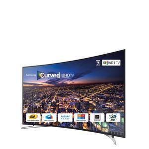 Samsung UE65HU Curved LED tv 65 inch Ultra HD/4K