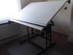 Drawing Board on Stand