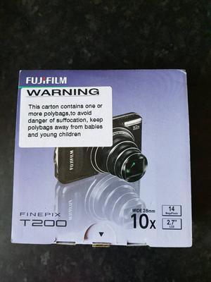 FUJIFILM Digital camera.