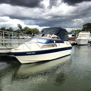Fairline weekender 21 boat cruiser