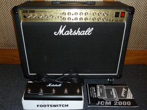 Marshall TSL122 JCM Triple Super Lead 100 watt 2 x 12 valve combo