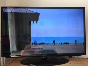 """Samsung 40"""" Led Full HD, Freeview HD, Delivery"""