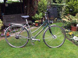 Ladies Dutch Bike. SPARTA EXCLUSIVE.