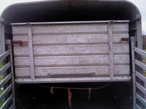 Sheep Decks Set for Ifor Williams 10 x 6 Trailer in V.good condition