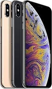 BNIB iPhone in Hand now XS Max gb- all colours
