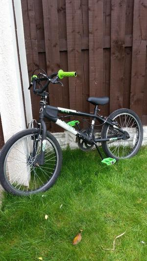 """Boys 20"""" bmx bike in very good condition can deliver for a small charge"""