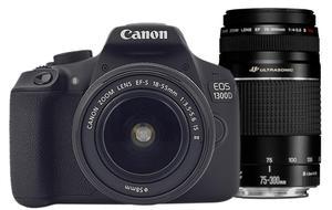 Canon d dslr dual lens kit like new ***reduced***