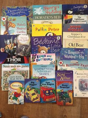 Collection of children's storybooks £30 or make me an offer can sell seperately