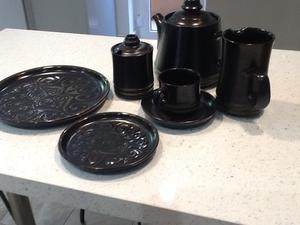 Denby look a like tea set