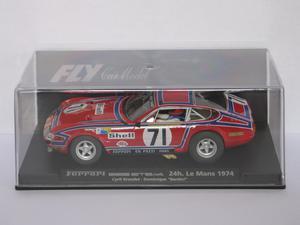 FLY Car Ferrari 365 GTB/4 24h. Le Mans  - Refs. A651