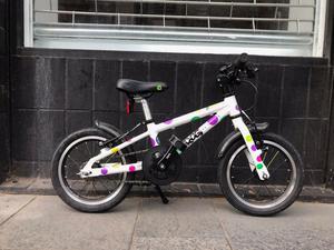 """Frog """" Wheel Kids Bike - Spotty"""