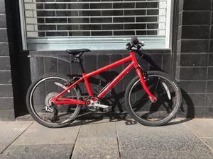 "Isla Bike Beinn "" Wheel - Kids Bike Red"