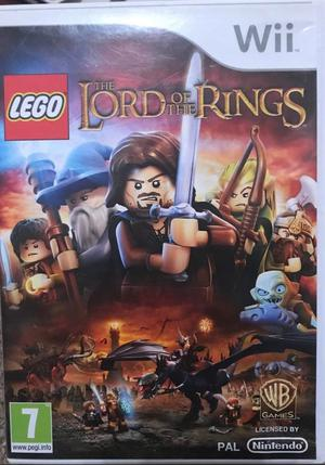 LEGO The Lord of the Rings (Nintendo Wii, )