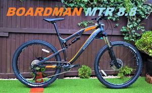 New-Boardman MTR  Full Suspension Mountain Bike rrp