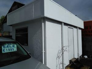 Portacabin office for sale OFFICE FOR SALE, GOOD CONDITION, H 9 foot, L 18 foot, D 9 foot