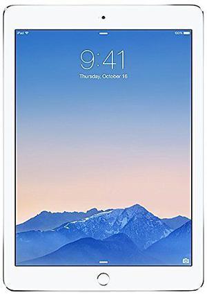 "Apple iPad Air 2 AGB Wi-Fi + Cellular 9.7"" - Silver"
