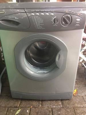 Hotpoint Washing Machine 6kg rpm free local delivery and fitting 3months warranty