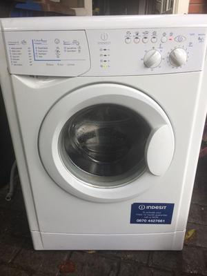 Indesit washing machine 6kg rpm free local delivery and fitting 3months warranty