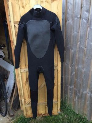 Mens O'Neil psycho 5 -3 wetsuit MT good condition