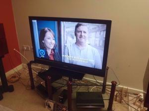 "Sony 40"" HD tv Freeview Hdmi Excellent Condition"