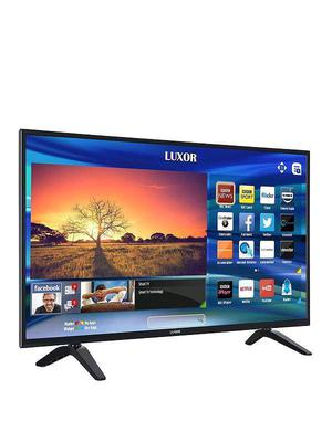 "new Luxor 50"" smart WiFi TV HD FREEVIEW built in USB player."