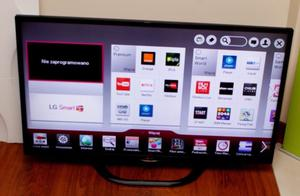 "42""LG LED 3D SMART TV FREEVIEW FHD USB WIFI WITH REMOTE CAN DELIVER"