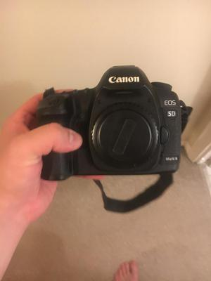 Canon 5D Mark II Body - in perfect order.