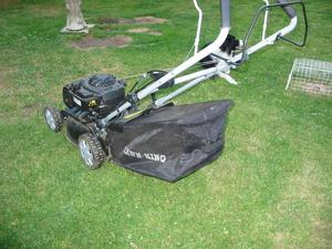 Lawn King petrol lawn mower