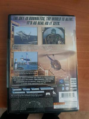 Microsoft flight simukatir x pc game
