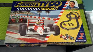 Formula Tyco Electric racing car set