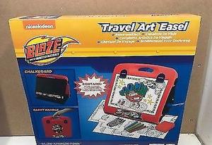 Joblot 3 x blaze and the monster machines art easel (boxed)