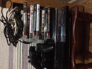 PS3 and ps2 in one