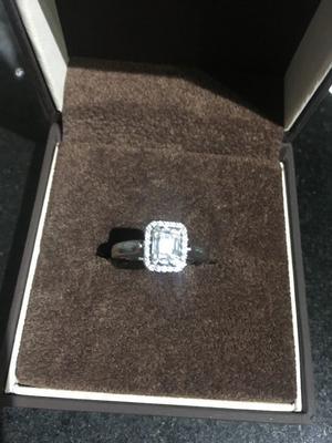 14 carat diamond ring