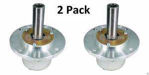 2 Pack Stens  Spindle for John Deere AM