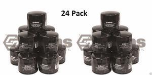 24 Pack Stens  Oil Filter for Husqvarna