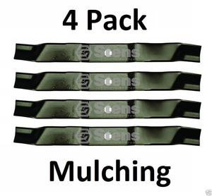 4 Pk Stens  Mulching Blade For Murray E701MA