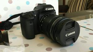 Canon 80D very good condition with  lens box and charger 2 battery's