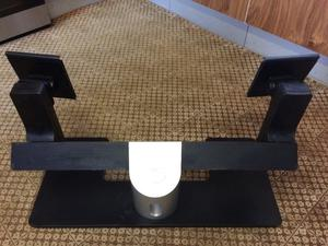 Double Dell Monitor stand, excellent condition
