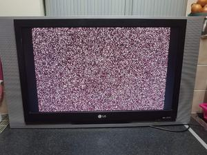 "LG 32"" TV Good condition. (NO TV STAND BASE)"
