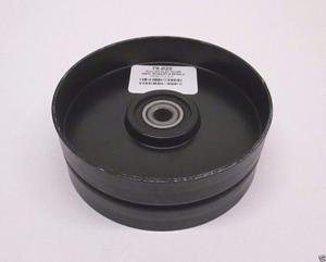 Oregon  Flat Idler Pulley for Bobcat ""