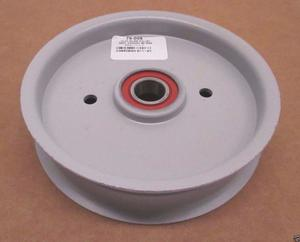 "Oregon  Flat Idler Pulley for Exmark "" OD"