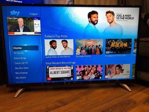 Bush 49 inch HD Ready LED Smart TV