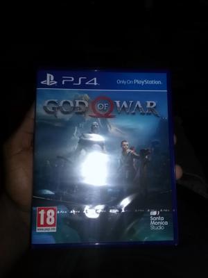 God of war no (dlc) ps4