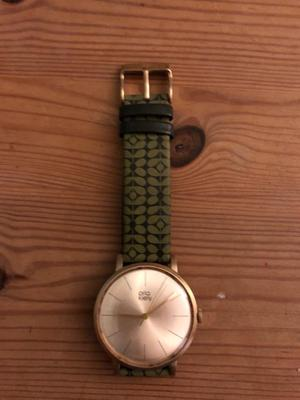 Orla Kiely watch in good condition