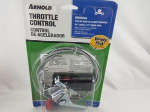 "Arnold Throttle Control Kit Universal Lawn Mower Part 54"""