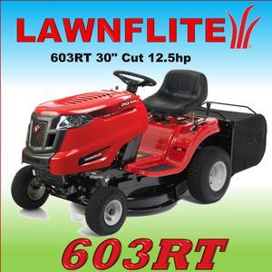 Ride On Lawnmower Garden tractor Lawn Mower Lawnflite 603RT